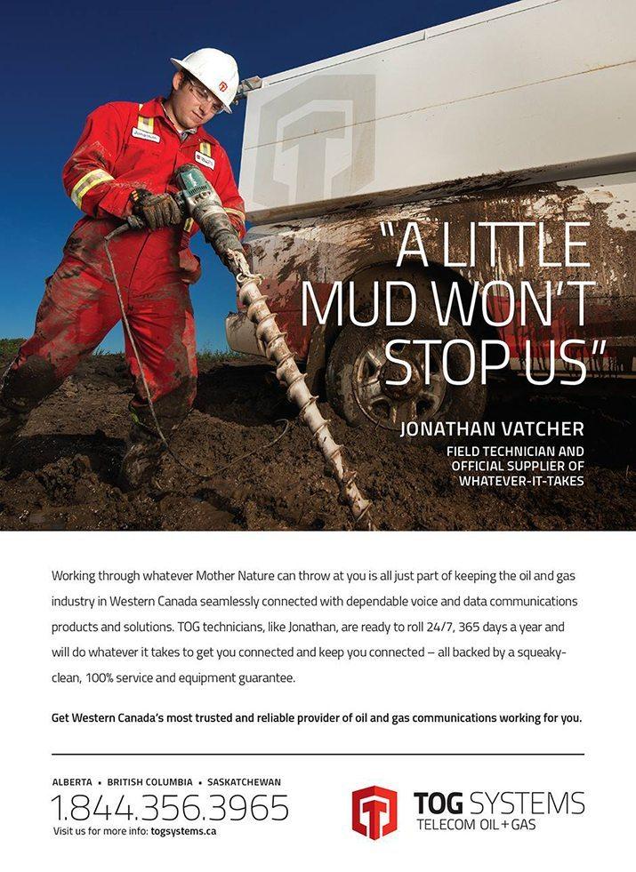 Muddy TOG Systems Info Grande Prairie